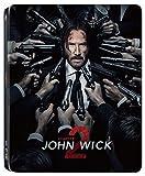 ジョン・ウィック:チャプター2 コレクターズ・エディション 日本オリジナルデザインスチールブック仕様 [Steelbook] [Blu-ray]