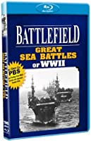 Battlefield Great Sea Battles of Wwii [Blu-ray] [Import]