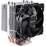 be quiet! BK008 Pure Rock Slim - CPU Cooler - 120W TDP- Intel LGA 775/1150 / 1155/1156 & AMD Socket AM2(+) / AM3(+) / AM4 / F