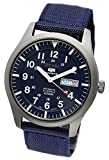 [セイコー] Seiko 5 Sport Automatic Navy Dial Mens Watch SNZG11K1 [並行輸入品]