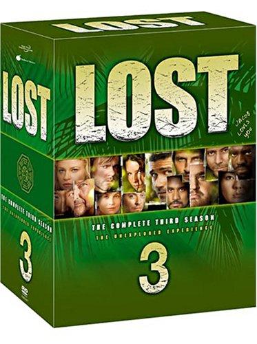 LOST シーズン3 COMPLETE BOX [DVD]の詳細を見る