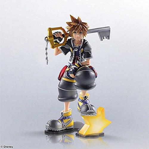 Square Enix Static Arts Gallery Kingdom Hearts II Riku Complete Figure