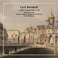 Cello Concertos 1 & 2 by DAVIDOFF CARL & TCHAIKOVSKY (2007-03-27)