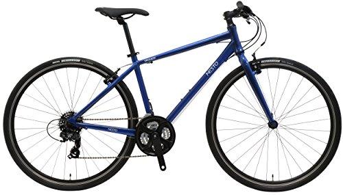 NESTO(ネスト) 700×32C 480mm クロスバイク VACANZE1 バカンゼ1 外装21段 NE-18-005 トーンブルー NE-18-00...