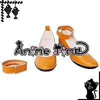 ●●サイズ選択可●●男性25CM MJR1048 コスプレ靴 ブーツ 美少女戦士セーラームーン セーラーヴィーナス 愛野美奈子