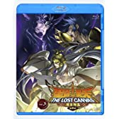 聖闘士星矢 THE LOST CANVAS 冥王神話<第2章> Vol.3(Blu-ray Disc)