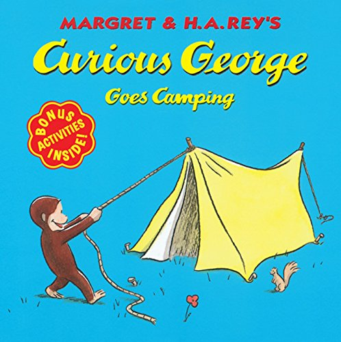 Curious George Goes Campingの詳細を見る