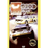 WRC ラリー アウディ クワトロ Audi quattro ボスコビデオ DVD