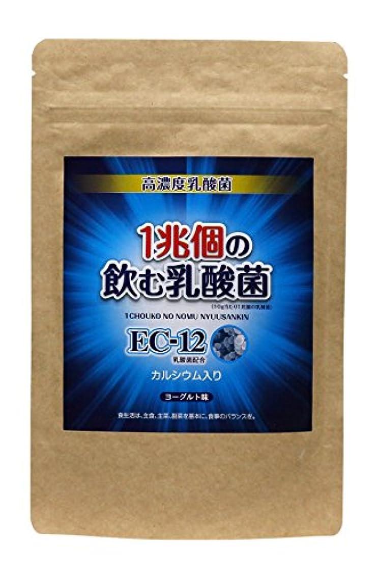 拳サーキュレーション変数本草製薬 一兆個の飲む乳酸菌 EC-12 100g