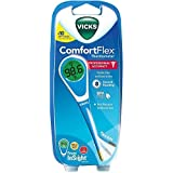 Vicks Comfortflex Digital Thermometer - Use for Oral, Rectal or Under the Arm by Vicks