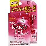 【第2類医薬品】ロート ナノアイ クリアショット 6mL