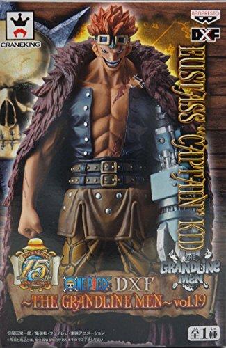 ワンピース DXF~THE GRANDLINE MEN~vol.19 ユースタス・キャプテン・キッド プライズ バンプレスト