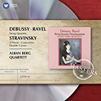 String Quartets by Maurice Ravel (2012-01-24)