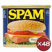 レギュラースパム(SPAM)・ポークランチョンミート 48缶セット