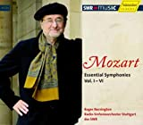 モーツァルト:交響曲集 (19曲) (Mozart : Essential Symphonies Vol.I-VI / Norrington) [6CD Box]