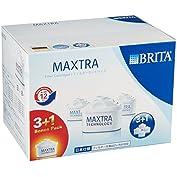 【日本仕様・高除去12項目で2ヵ月交換】 BRITA(ブリタ) マクストラ用交換カートリッジ 3+1...