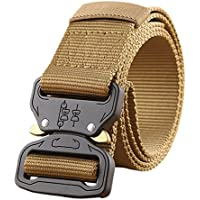 Tactical Belt Military Style Riggers Web Belt with Cobra Buckle