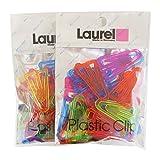 Laurel プラスチッククリップ A-LC03×2P 25個入 2袋セット