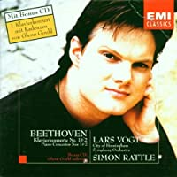 Beethoven;Piano Concs.1+2