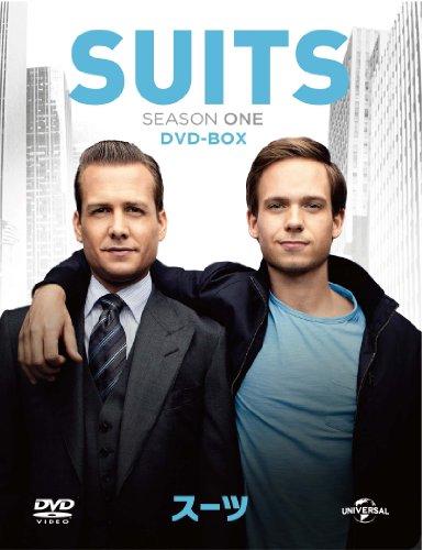 SUITS/スーツ DVD-BOXの詳細を見る