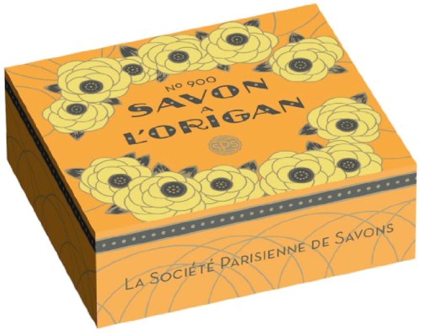 めまい物足りないインタフェース【パリジェンヌ ドゥ サボン】フレグランスソープM/オリガン