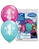 Frozen Latex Balloon Set(フローズン ゴム風船)【並行輸入】