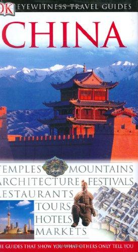 『DK Eyewitness Travel Guide: China』のトップ画像