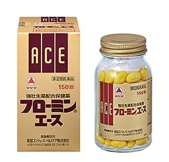 【指定第2類医薬品】フローミンエース 150錠