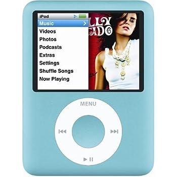 Apple iPod nano 8GB ブルー MB249J/A