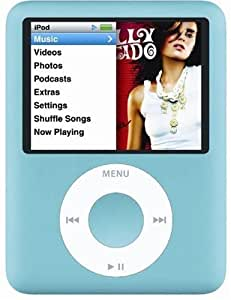 Apple iPod nano 8GB ブルー MB249J/A
