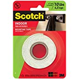 Scotch Permanent Mounting Tape 2.5cm x 1.27m