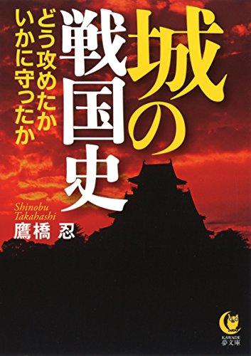 城の戦国史 どう攻めたか いかに守ったか (KAWADE夢文庫)の詳細を見る