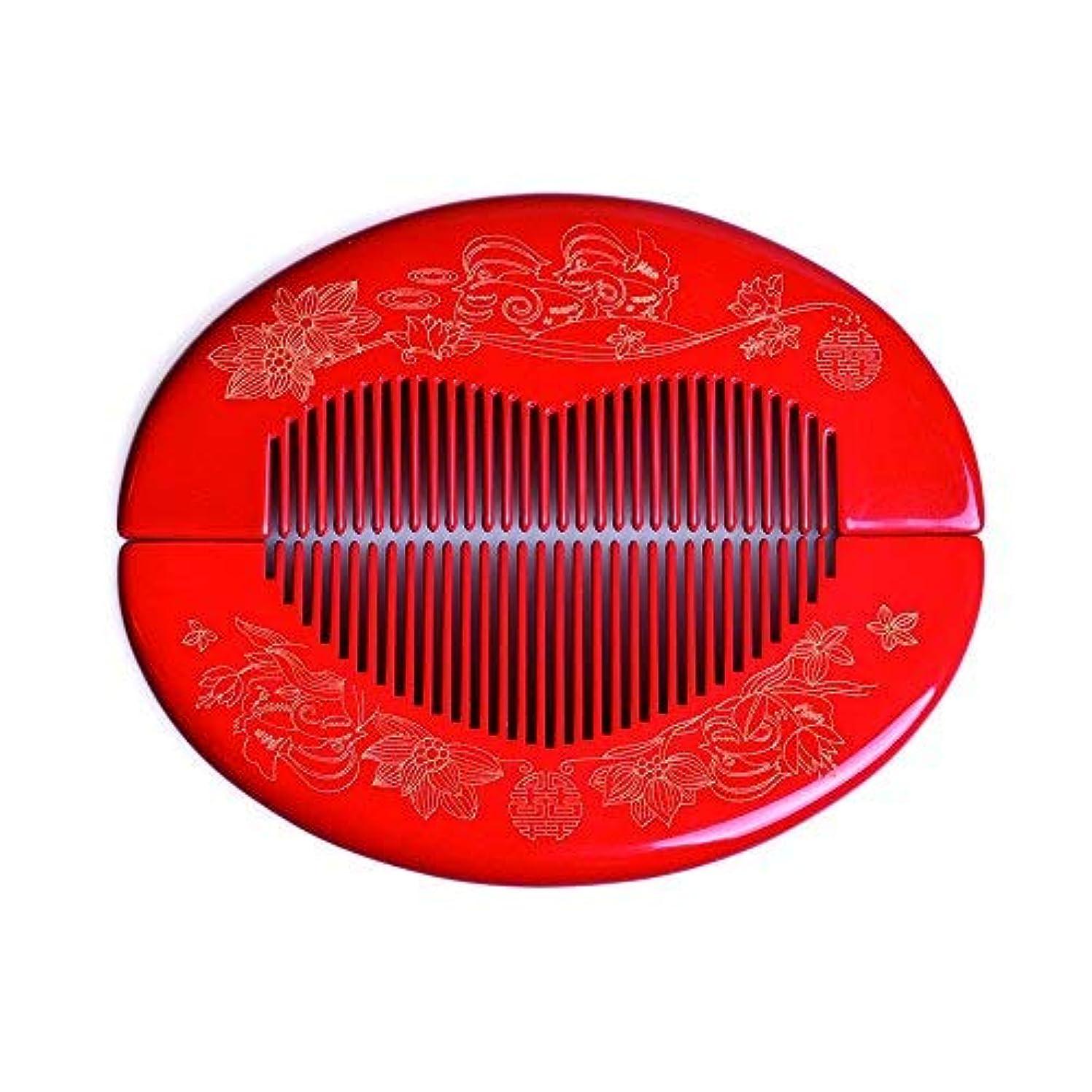 再生可能長方形いろいろTAN MUJIANG Hair Comb Decoration,Wedding Hair Comb, Wood Hair Combs For Women, Wood Combs For Curly Hair, Natural...
