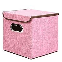 サクララ(Sakulala) どこでも収納ボックス 布 インナーボックス 不織布 おしゃれ 大容量 折り畳み 小物入れ 衣類収納 防塵 防カビ