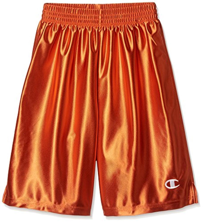 (チャンピオン)Champion キッズ プラクティスパンツ バスケットボール CBYP2500 O オレンジ 150