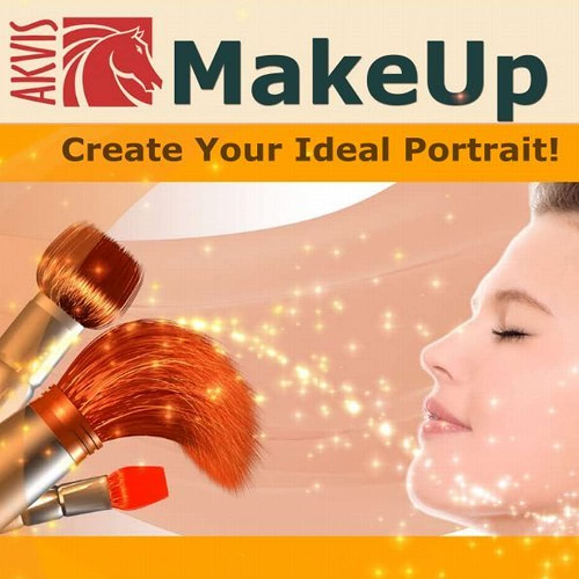 四半期祝うオークランドAKVIS MakeUp for Win Home プラグイン版 [ダウンロード]