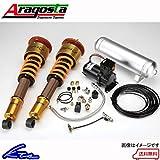 アラゴスタ 車高調 with アラゴスタカップ 2CUP タイプS 300/300C セダン/ワゴン LX 3AA.CR1.A1.000