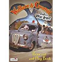 """Wallace and Gromit Curse of the Were-Rabbit"": Press-out and Play Book (""Wallace & Gromit Curse of the Were-Rabbit"")"