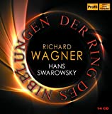 ワーグナー : ニーベルングの指環 (Richard Wagner : Der Ring des Niebelungen / Hans Swarowsky) (14CD Box) [輸入盤]