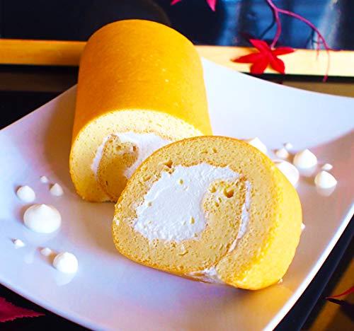 糖質制限 ロールケーキ 低糖質 砂糖不使用 小麦不使用 三重県産卵使用 糖質96%オフ (1本)