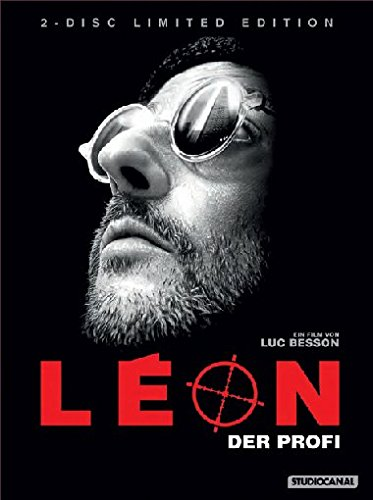 BD/DVD * Leon - Der Profi (Limited) [Blu-ray] [Import allemand]