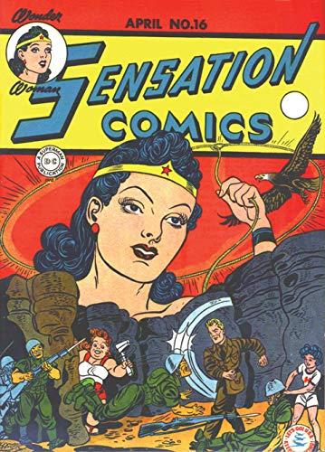 Download Sensation Comics (1942-1952) #16 (English Edition) B072LCRHCB