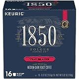 Folgers 1850 Trailblazer Keurig K-Cups coffee フォルガー 1850トレイルブレイカーKカップコーヒー16杯分 [並行輸入品]