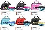キットソン 正規品 Kitson キットソン 2way ボストンバッグ ショルダーバッグ トートバッグ ハンドバッグ PVC ボーリング スポーツ型 Lサイズ