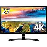 【www.z328y.cn限定】LG モニター ディスプレイ 27UD58-B 27インチ/4K/IPS 非光沢/HDMI×2、DisplayPort/FreeSync対応/ブルーライト低減機能