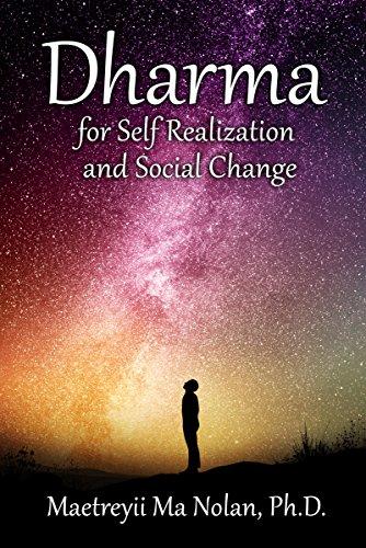 Dharma for Self Realization and Social Change (English Edition)