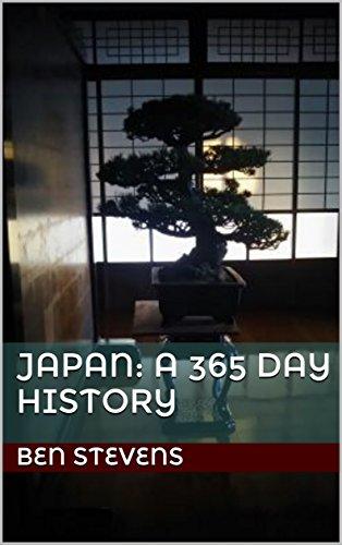 Japan: A 365 Day History (English Edition)