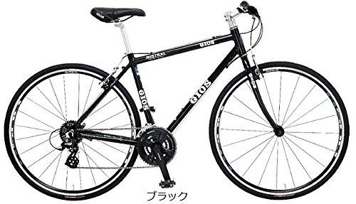 GIOS(ジオス) MISTRAL(ミストラル) クロスバイク 2016モデル 520サイズ (ブラック)
