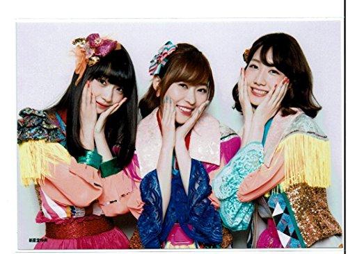 ジャーバージャ AKB48 新星堂 店舗特典 生写真 荻野由...