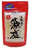 多田フィロソフィ 淡路島の藻塩(茶) 100g ×3セット